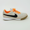 NIke Junior Tiempo Genio Leather IC Indoor Soccer Shoes - Sand Orange - SoccerCart/SoccerMall