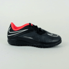 Nike Junior Hypervenom Phelon TF Turf Shoes - Black Pink - SoccerCart/SoccerMall