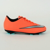 Nike Junior Mercurial Victory V FG Men's Soccer Cleats - Mango Silver