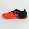 Nike Junior Elastico II Indoor soccer shoes - Crimson Black - SoccerCart/SoccerMall
