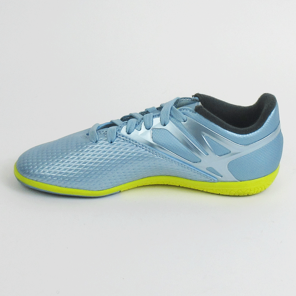 6bb2f260e ... Adidas Junior Messi 15.3 IN Indoor Soccer shoes- Maice - SoccerCart  SoccerMall