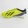 Adidas F50 adizero TRX FG Junior Soccer Cleat-Yellow - SoccerCart/SoccerMall
