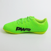 Puma Junior evopower Vigor 4 IT Indoor Soccer Shoes- Green