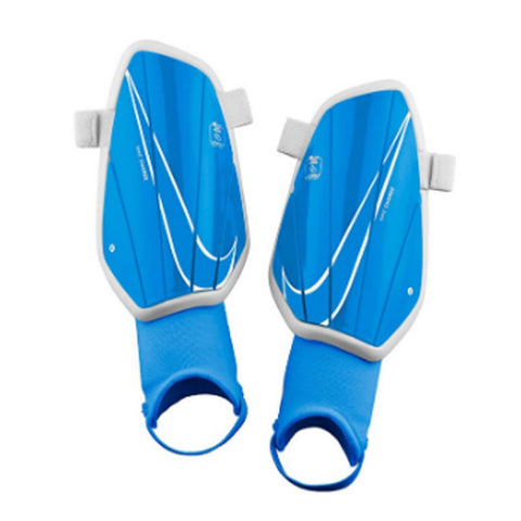 Nike Adult Charge Shinguard - Blue - SoccerCart/SoccerMall