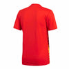 Adidas Spain FEF 2018 Men Home Soccer Jersey-Red