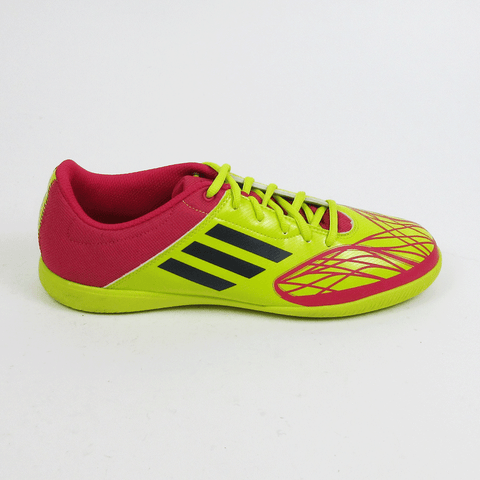 Adidas Freefootball Speedkick Men's Indoor shoes -Volt Pink - SoccerCart/SoccerMall