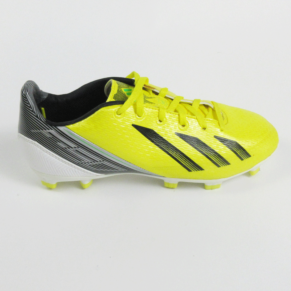 28d27df4243 Adidas F30 TRX Junior Soccer Cleats-Yellow - SoccerCart SoccerMall ...