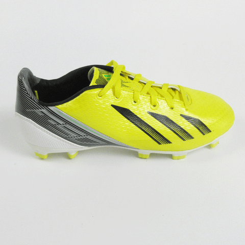 Adidas F30 TRX Junior Soccer Cleats-Yellow
