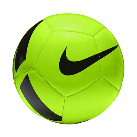 Nike Pitch Team 2018 Soccer Ball - Yellow - SoccerCart/SoccerMall