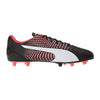 Puma Adreno III FG Jr-Black Red