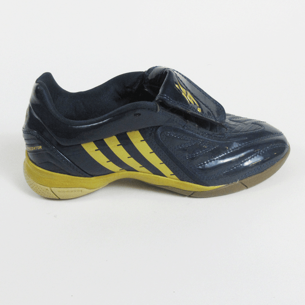 535a6706031 Adidas Absolado LZ Junior Indoor soccer shoes-Navy - SoccerCart SoccerMall