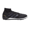 Adidas Predator 19.3 TF Turf shoes-Black White - SoccerCart/SoccerMall