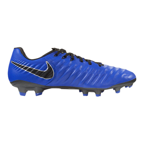 Nike Legend 7 Pro FG Men Soccer Cleats-Racer Blue Black - SoccerCart/SoccerMall