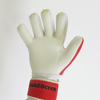 beinsoccer knuckleSave Goalkeeper gloves-Red Yellow