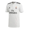 Adidas Real Madrid 2018-19 Men Home Soccer Jersey -White - SoccerCart/SoccerMall
