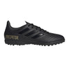 Adidas Predator 19.4 TF Turf shoes-Black Red - SoccerCart/SoccerMall