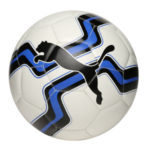 Puma BIG CAT soccer ball- White Blue - SoccerCart/SoccerMall