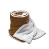 Mink Sherpa Oversized Embroidered Blankets 60 x 72 in 7 colors - SoccerCart/SoccerMall