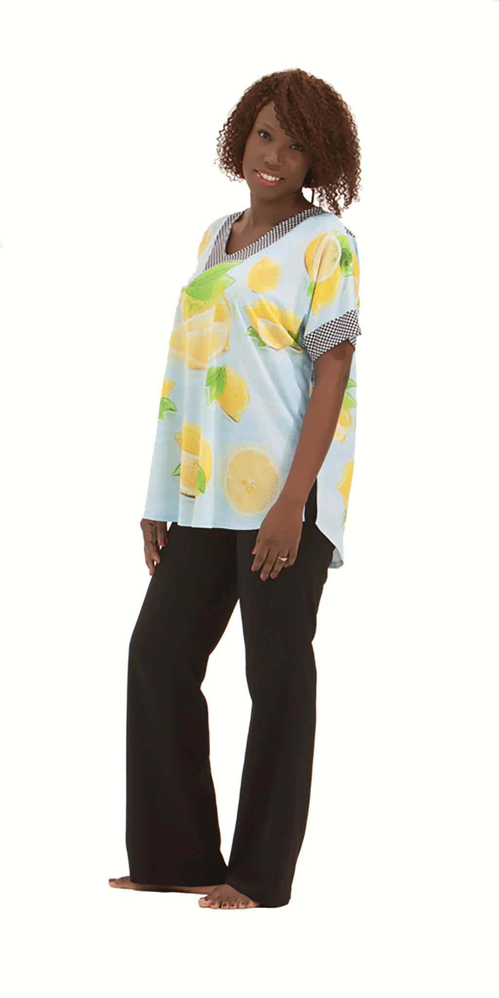 photo of Ruby Linker tunic top
