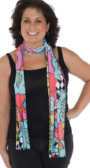 Comedy - Reversible Performance Scarf