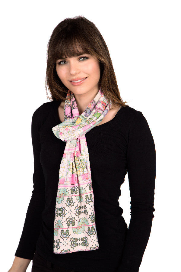 Magic Carpet - Reversible Performance Scarf
