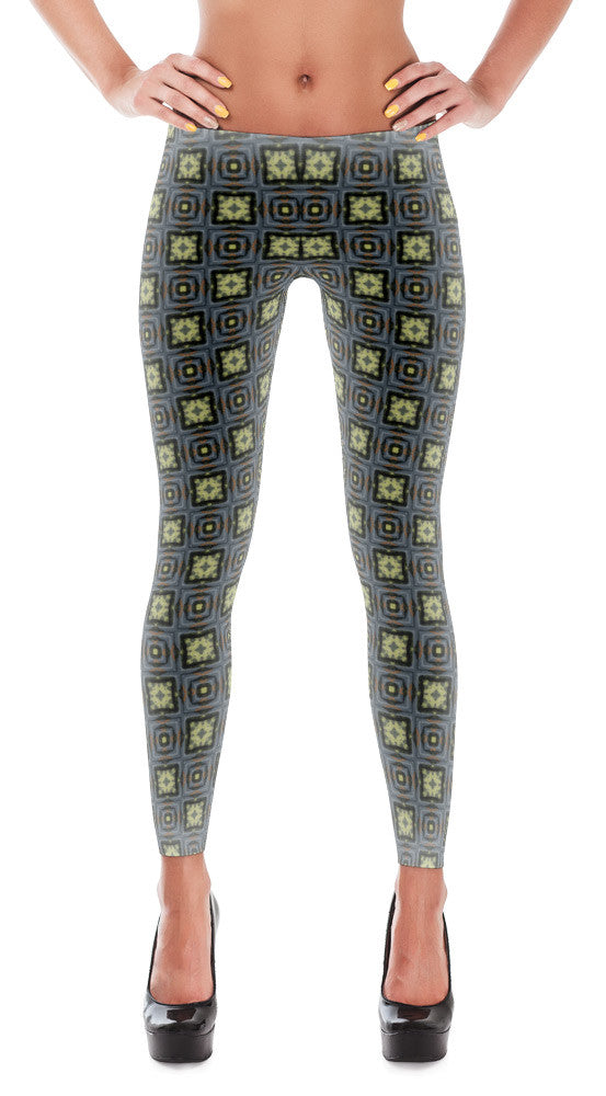 Forest Adventure - Specialty Print Leggings