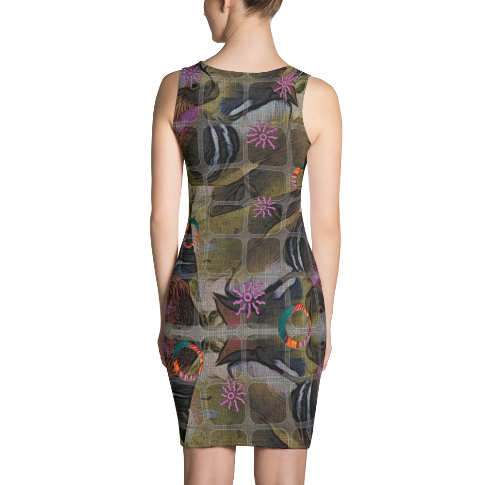 Freedom Flight Tank Dress