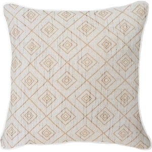 Ashanti Sand - Indoor Cushion - Nolan & Co