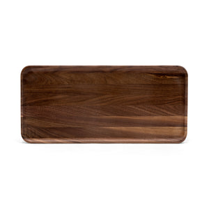 Thin Tray Medium - Black Walnut - Nolan & Co