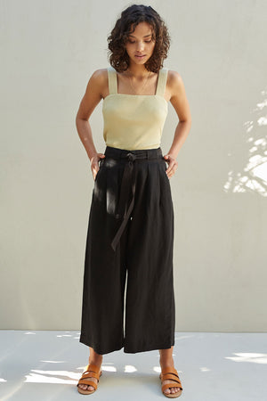 Marla Pants - Black / Noir