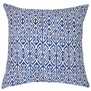 Tribal Arrow Navy - Indoor Cushion - Nolan & Co