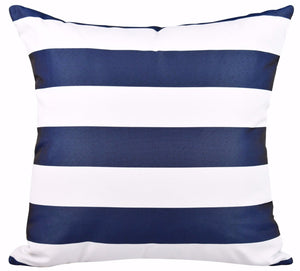 Riviera Navy - Outdoor / Indoor Cushion - Nolan & Co