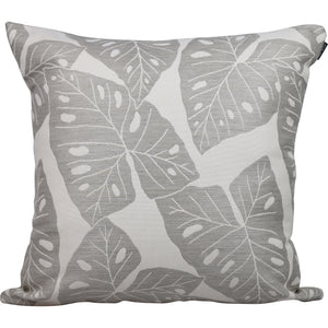 Mooloolaba Silver - Outdoor / Indoor Cushion - Nolan & Co