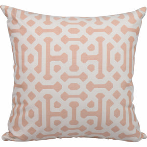 Sorrento Coral - Outdoor / Indoor Cushion - Nolan & Co