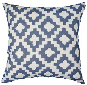 Playa Indigo - Outdoor / Indoor Cushion - Nolan & Co