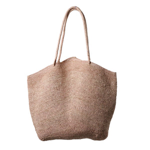 Made in Mada Gemma Bag Large Light Pink Nolan & Co