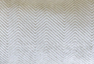 Italian Velvet Herringbone Cushion - Nolan & Co