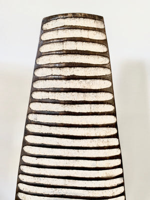 Oblong Shield from Cameroon