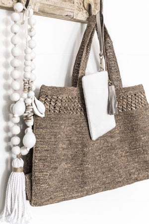 Raffia Bag from Madagascar - Nolan & Co