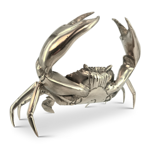 Brass Sea Crab - Medium - Nolan & Co