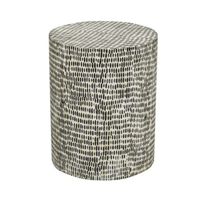 Zahra Block Side Table - Nolan & Co
