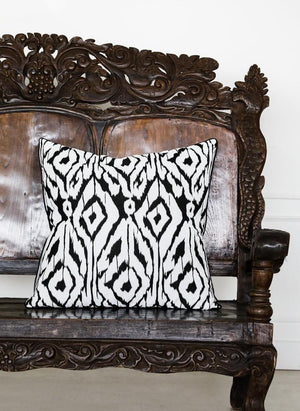 Zebër Cushion - White