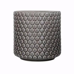 Bubble Plant Pot - Grey - Nolan & Co