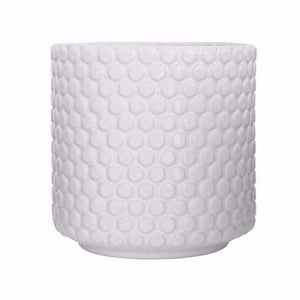 Bubble Plant Pot - Off White - Nolan & Co