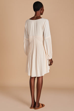 The Aneta Dress - Natural - Nolan & Co