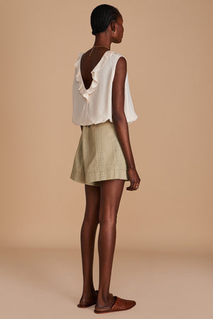 The Sienna Top - Natural - Nolan & Co