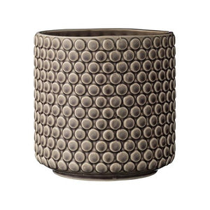 Bubble Plant Pot - Nougat - Nolan & Co