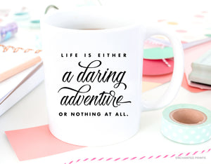 Daring Adventure Coffee Mug