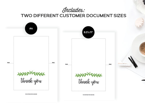 Note Card Templates, Adobe InDesign Edition