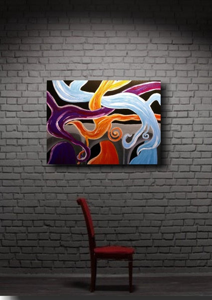 Embrace - Abstract Artwork by Nancy Chovancek Abstract Art - abstract artwork Abstract Art - zentangle artwork Abstract Artwork by Nancy Chovancek - 123rf.com